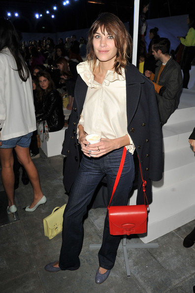 More Pics of Alexa Chung Classic Jeans (1 of 4) - Alexa Chung Lookbook - StyleBistro