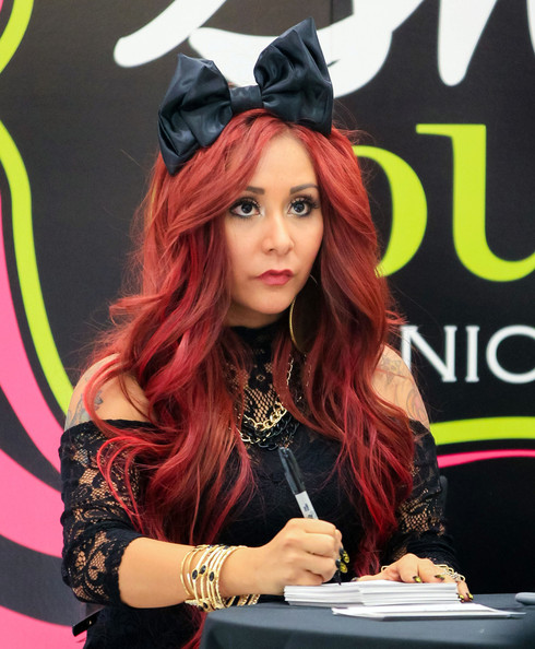 Snooki Launches a Scent