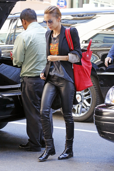 More Pics of Nicole Richie Blazer (1 of 6) - Nicole Richie Lookbook - StyleBistro