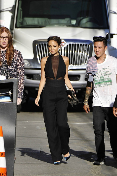 More Pics of Nicole Richie Jumpsuit (1 of 9) - Nicole Richie Lookbook - StyleBistro