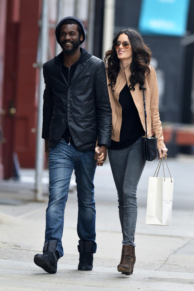 More Pics of Nicole Trunfio Motorcycle Jacket (1 of 7) - Motorcycle Jacket Lookbook - StyleBistro