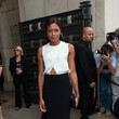 Naomie Harris at Armani Prive