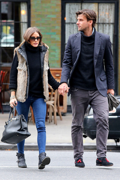 More Pics of Olivia Palermo Vest (5 of 6) - Olivia Palermo Lookbook - StyleBistro
