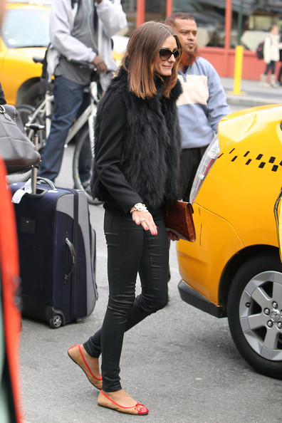More Pics of Olivia Palermo Envelope Clutch  (1 of 23) - Envelope Clutch  Lookbook - StyleBistro