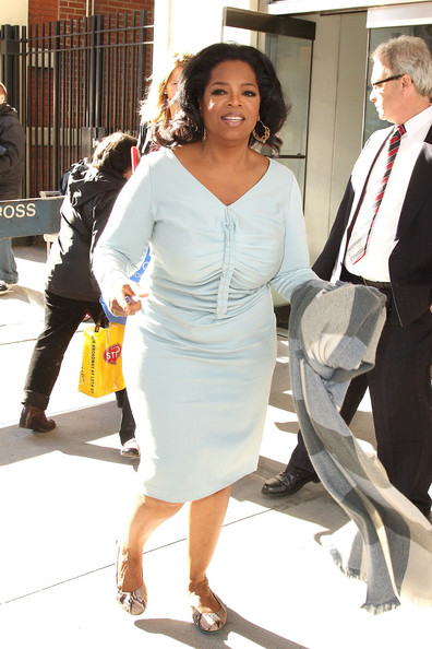 Oprah Winfrey Cocktail Dress