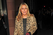 Patsy Kensit Cropped Jacket