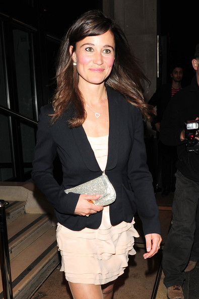 More Pics of Pippa Middleton Layered Cut (1 of 5) - Pippa Middleton Lookbook - StyleBistro