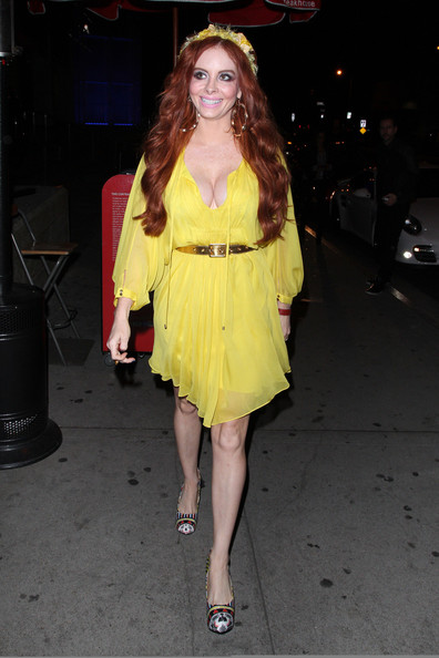 More Pics of Phoebe Price Cocktail Dress (1 of 7) - Phoebe Price Lookbook - StyleBistro