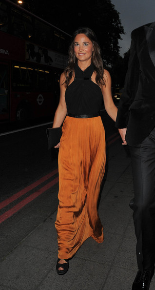 Pippa Middleton Maxi Dress