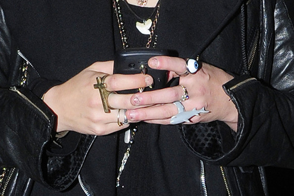 Pixie Geldof Cocktail Ring