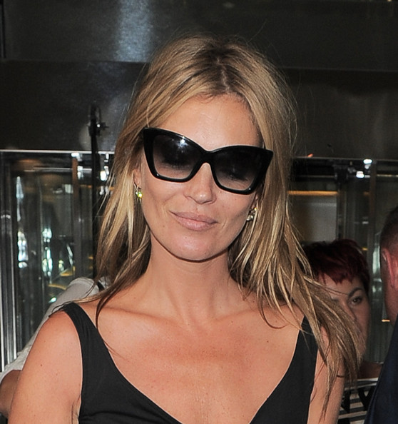 More Pics of Kate Moss Cateye Sunglasses (1 of 7) - Cateye Sunglasses Lookbook - StyleBistro