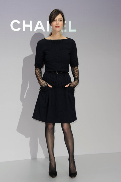 More Pics of Anna Mouglalis Pumps (1 of 2) - Anna Mouglalis Lookbook - StyleBistro
