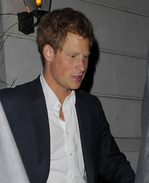 Prince Harry Fanfiction; United