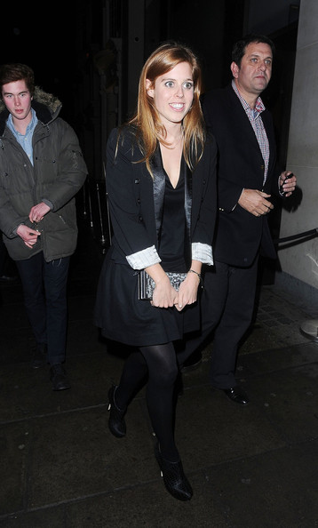 More Pics of Princess Beatrice Blazer (1 of 9) - Princess Beatrice Lookbook - StyleBistro
