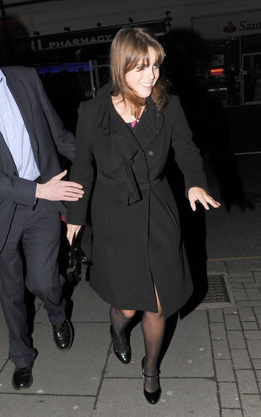 Princess Eugenie Shoes