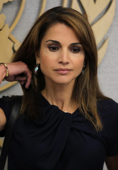 More Pics of Queen Rania Leather Belt (5 of 16) - Queen Rania Lookbook - StyleBistro