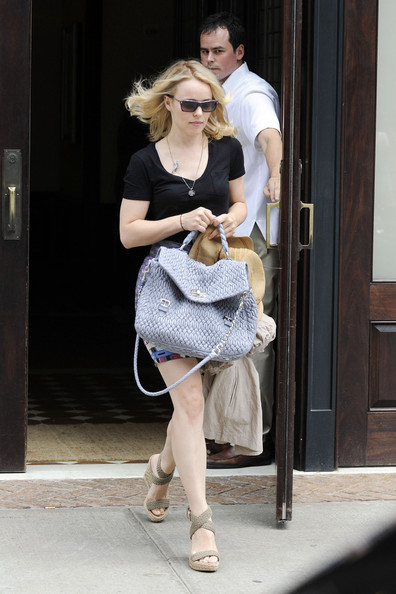 More Pics of Rachel McAdams Wedges  (2 of 8) - Rachel McAdams Lookbook - StyleBistro