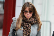 Rachel Stevens Patterned Scarf