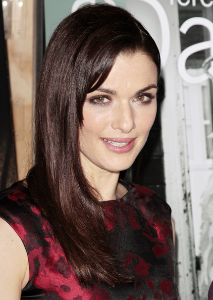Rachel Weisz Side Sweep