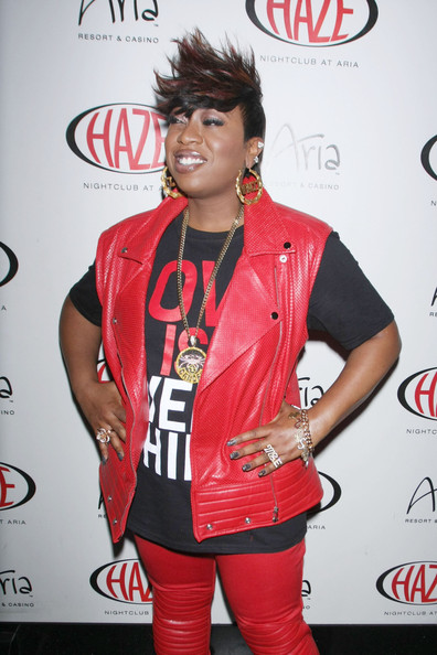 More Pics of Missy Elliott Vest (1 of 8) - Missy Elliott Lookbook - StyleBistro