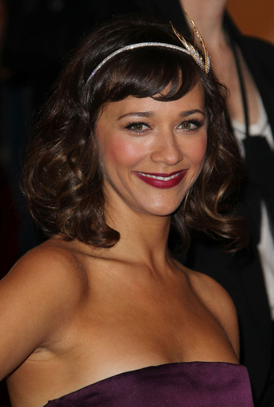 Rashida Jones Medium Curls