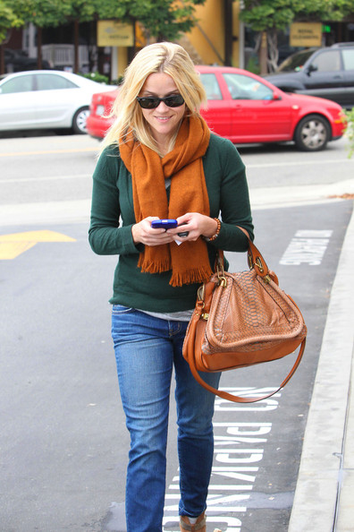 More Pics of Reese Witherspoon Ankle Boots (3 of 11) - Reese Witherspoon Lookbook - StyleBistro