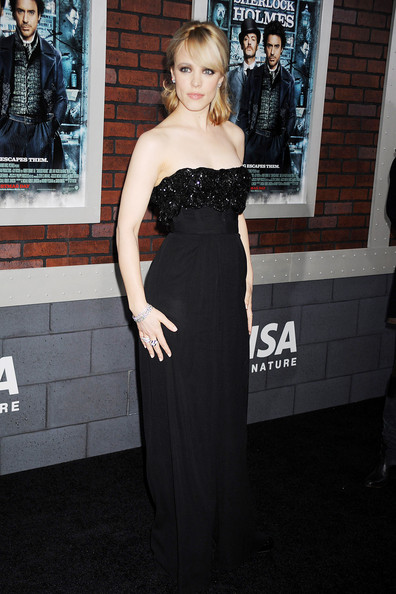 More Pics of Rachel McAdams Jumpsuit (1 of 5) - Rachel McAdams Lookbook - StyleBistro