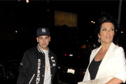 Robert Kardashian Jr. Team Baseball Cap