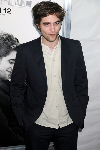 Robert Pattinson Clothes