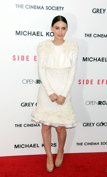 Stars at the Premiere of 'Side Effects'