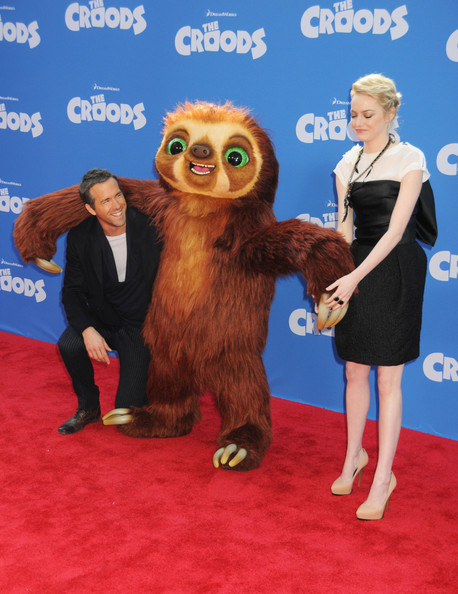 'The Croods' Premieres in NYC