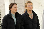 Leighton Meester and Katie Cassidy Photo