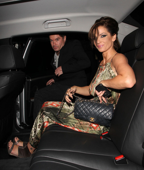 Sarah Harding Quilted Leather Bag []