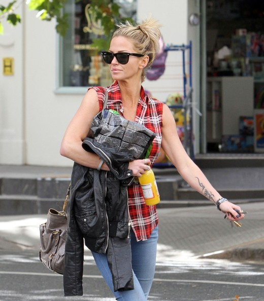 More Pics of Sarah Harding Canvas Shoes (2 of 14) - Canvas Shoes Lookbook - StyleBistro
