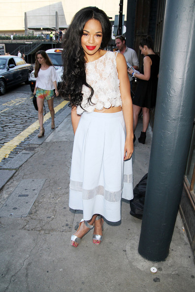 Sarah-Jane Crawford Long Skirt