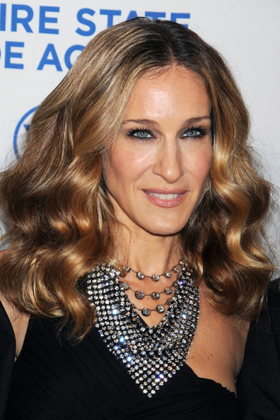 Sarah Jessica Parker Diamond Statement Necklace