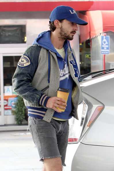 More Pics of Shia LaBeouf Track Jacket (1 of 11) - Shia LaBeouf Lookbook - StyleBistro