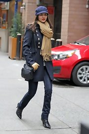 Victoria Justice's skinny jeans were city-slicker cool as she walked the streets of NYC.