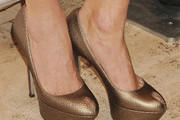 Sonja Morgan Platform Pumps