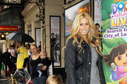 Stacey Solomon Leather Jacket