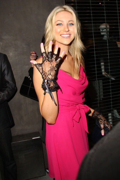 Stephanie Pratt Fingerless Gloves