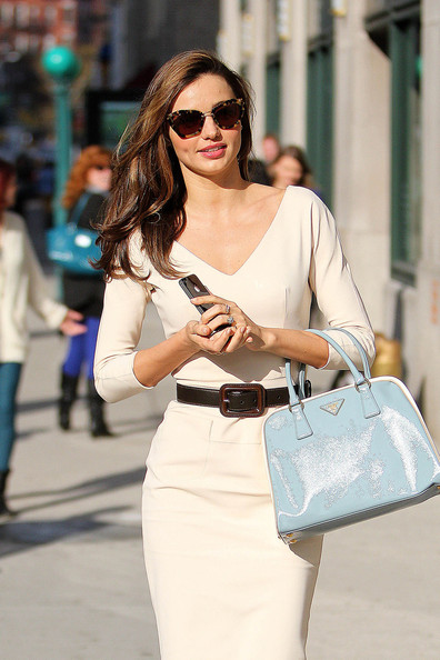 More Pics of Miranda Kerr Day Dress (1 of 13) - Miranda Kerr Lookbook - StyleBistro