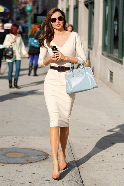 More Pics of Miranda Kerr Day Dress (2 of 13) - Miranda Kerr Lookbook - StyleBistro