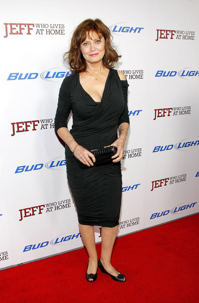 Susan Sarandon Little Black Dress
