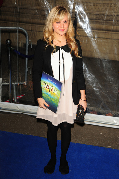 Tina O Brien Attends Cirque Du Soleil S Touring Show Totem Held At