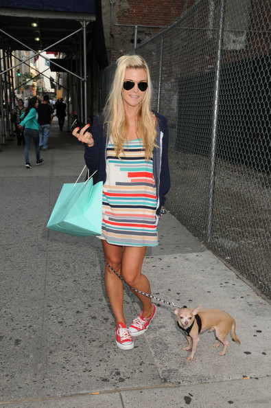 912d53744 Tinsley Mortimer - Hollywood's Stylish Dog Lovers - StyleBistro