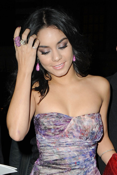 Vanessa Hudgens Cocktail Ring