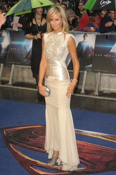 Victoria Hervey Evening Dress