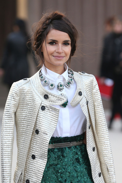 More Pics of Miroslava Duma Pencil Skirt (1 of 2) - Miroslava Duma Lookbook - StyleBistro