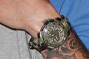 Robert Kardashian Jr. Novelty Strap Watch
